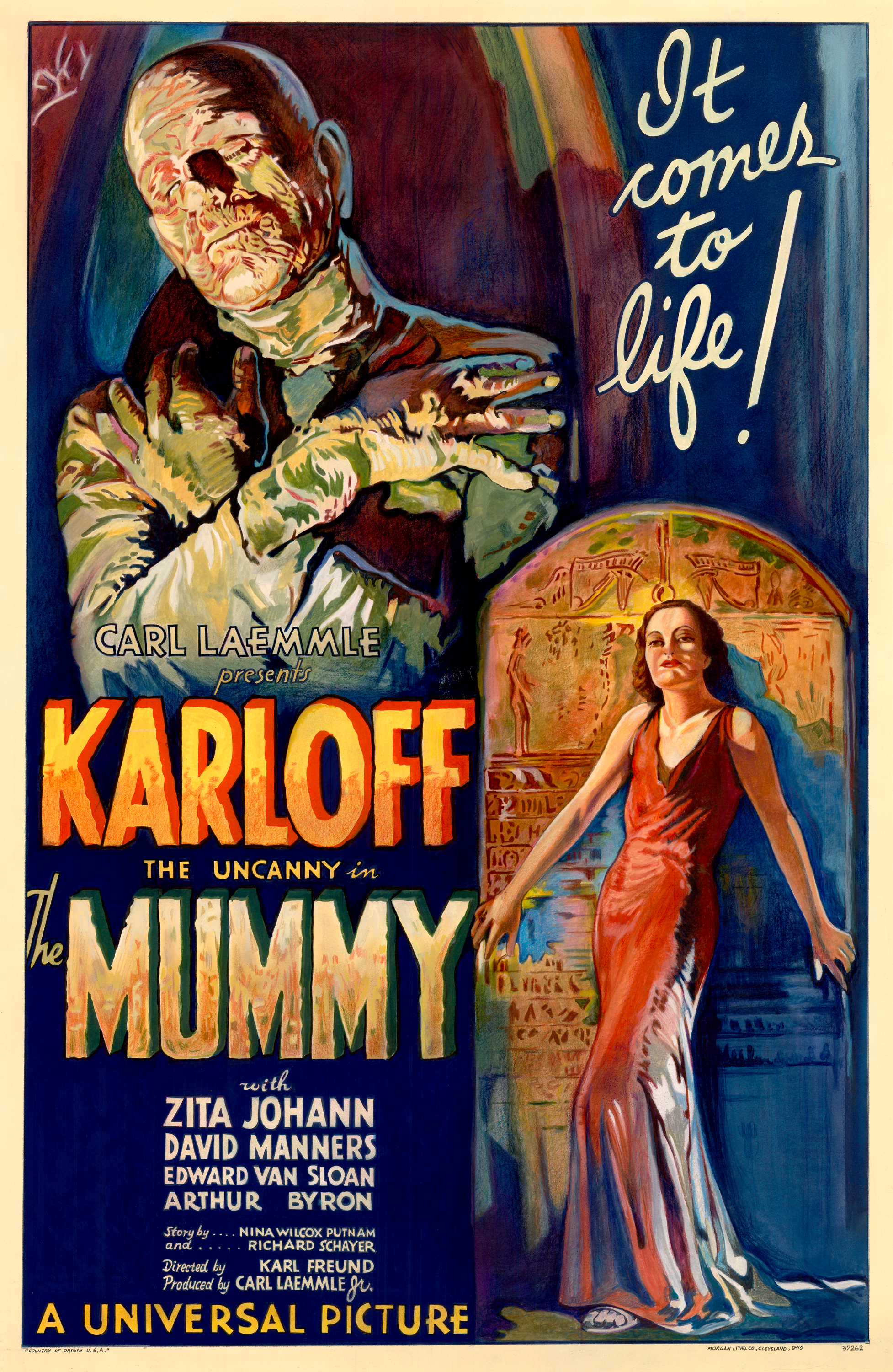 The Mummy (1932 film) - Wikipedia