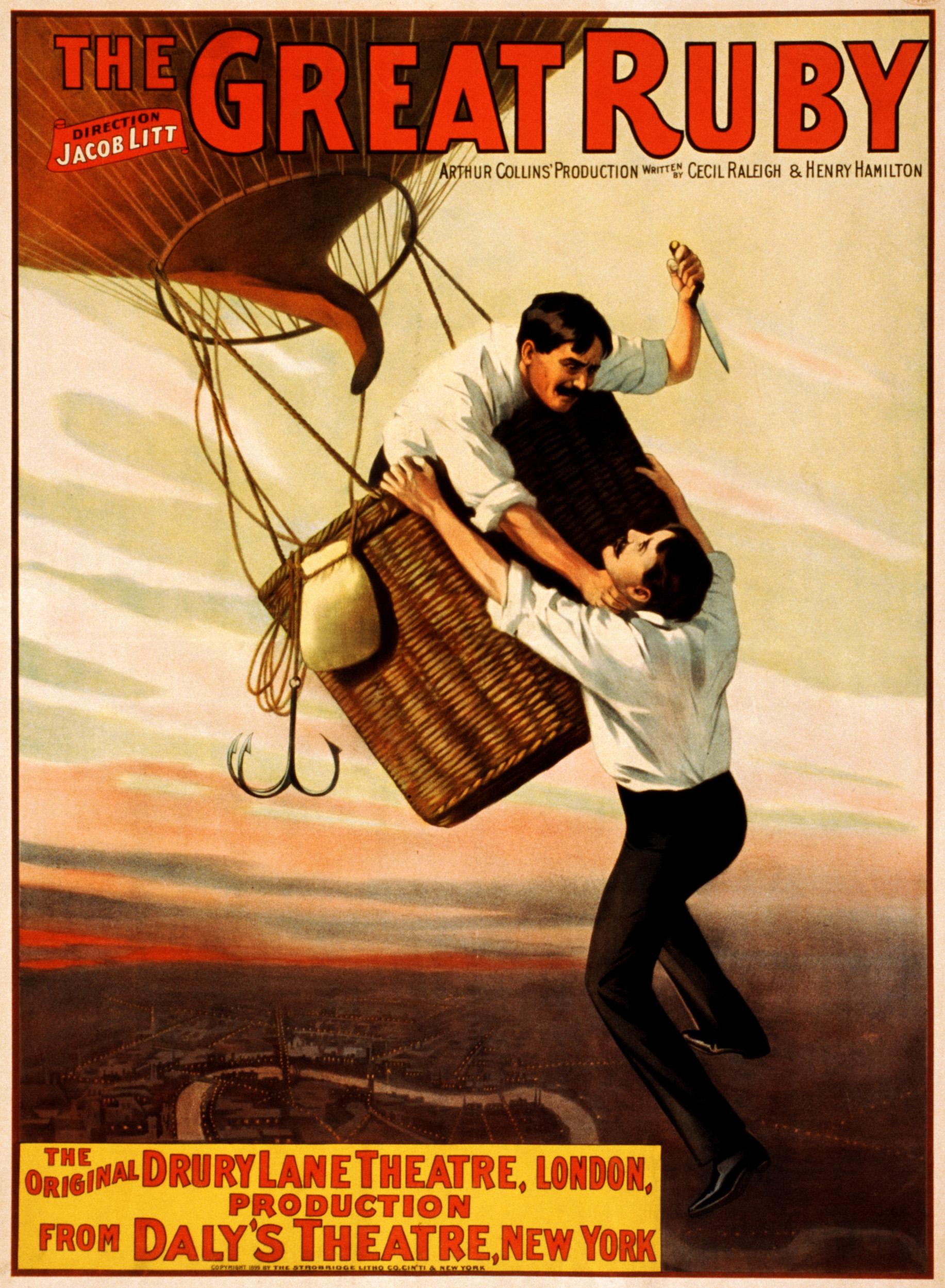 filethe great ruby broadway poster 1899jpg wikimedia
