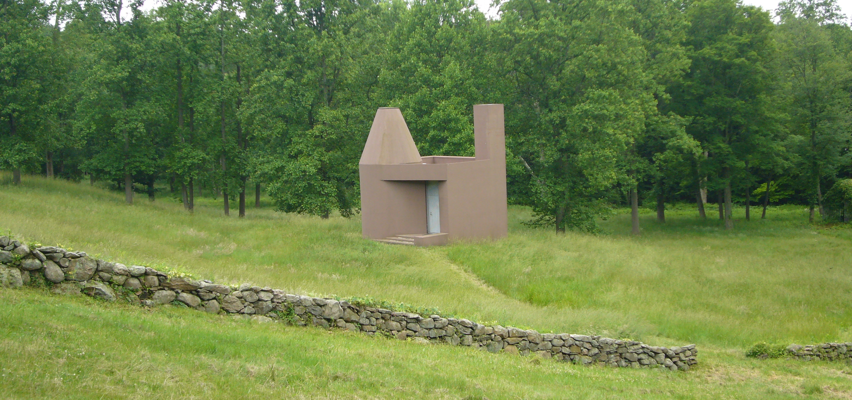Philip Johnson Glass House file thestudy philip johnson glass house jpg wikimedia commons