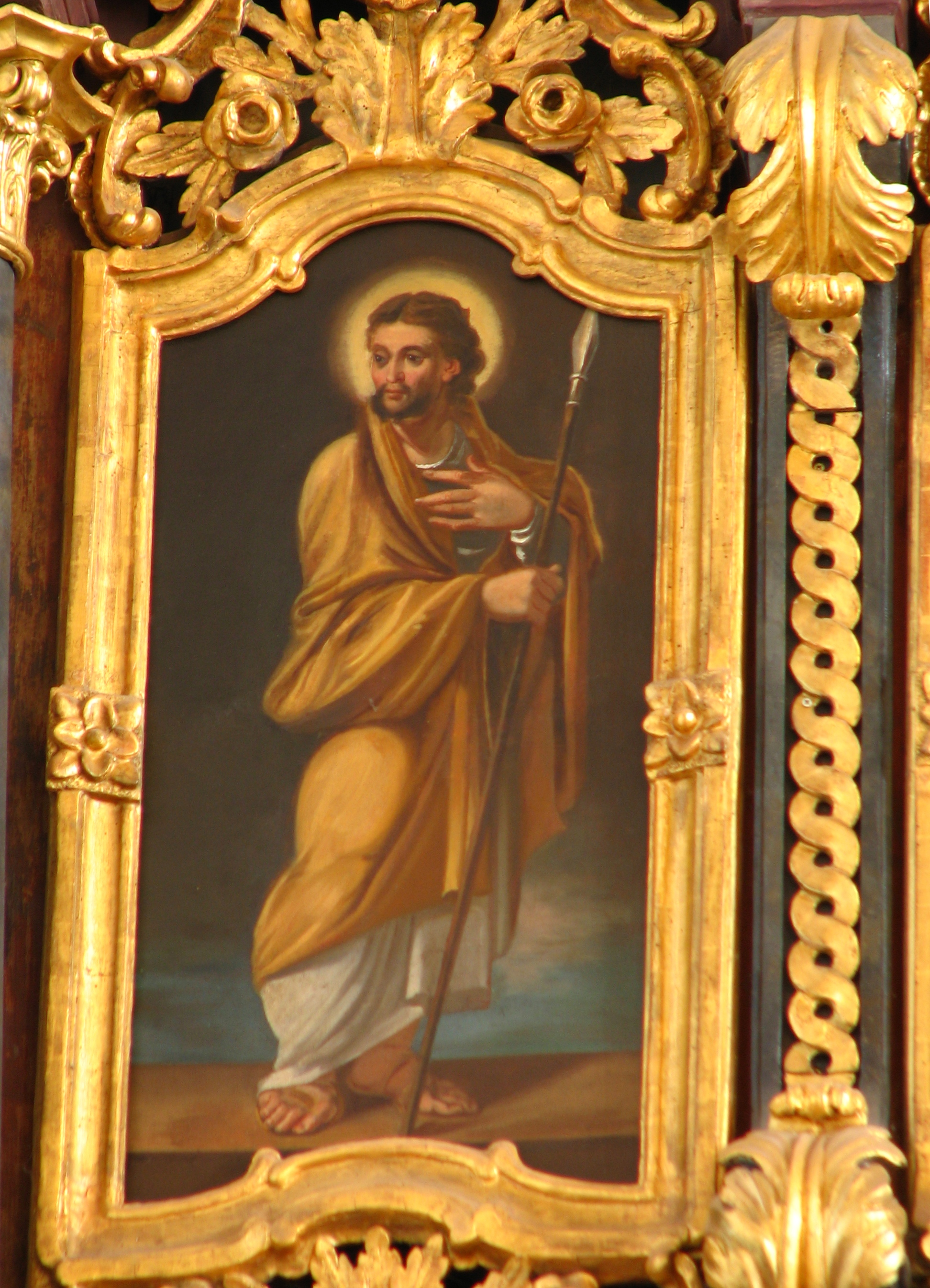 thomas the apostle St thomas the apostle our flame of love holy hour from 8:00am to 9:00am in the main church the first saturday each month meditation on the mysteries of the.