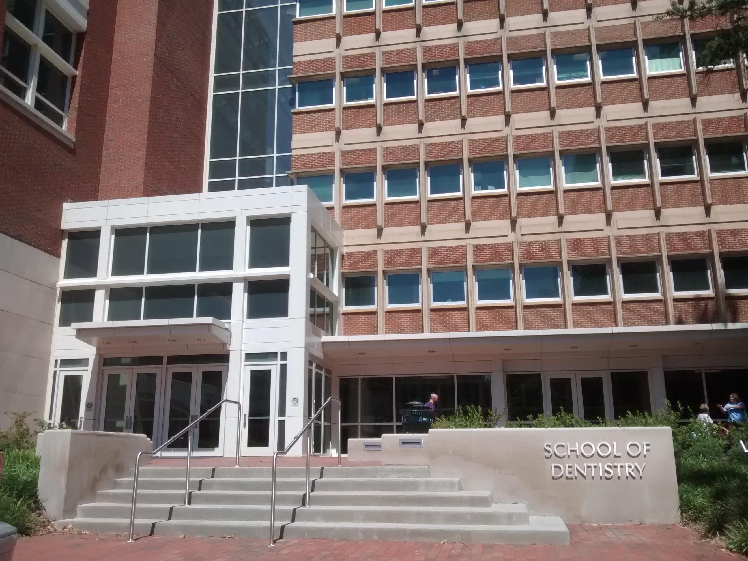 UNC School of Dentistry - Wikipedia