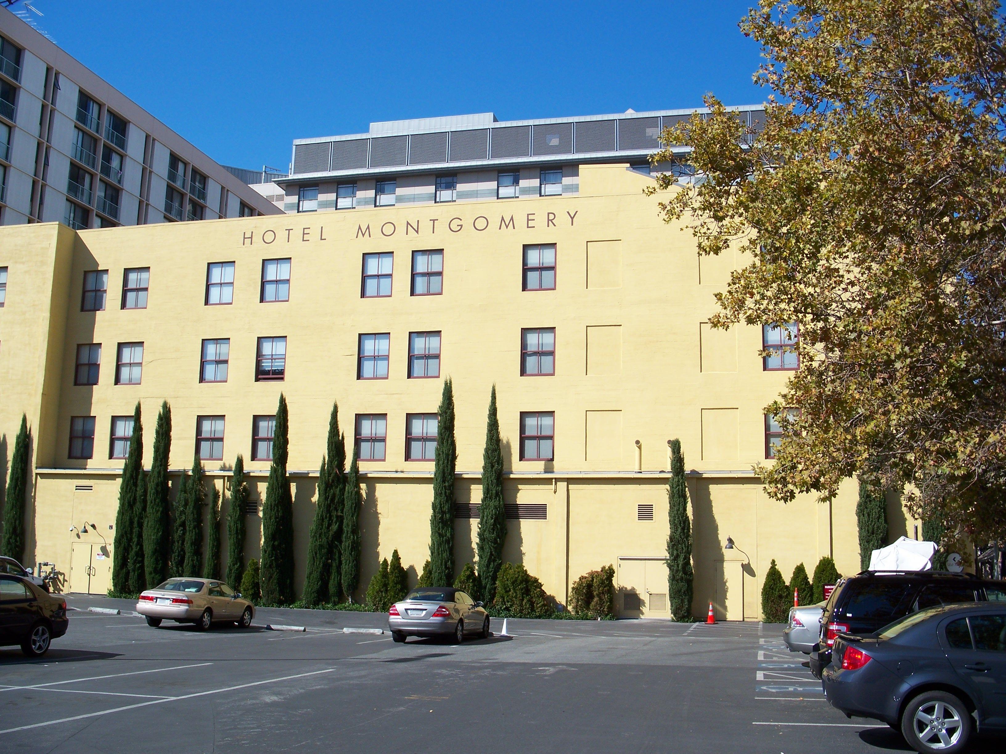 File Usa San Jose Montgomery Hotel 1 Jpg