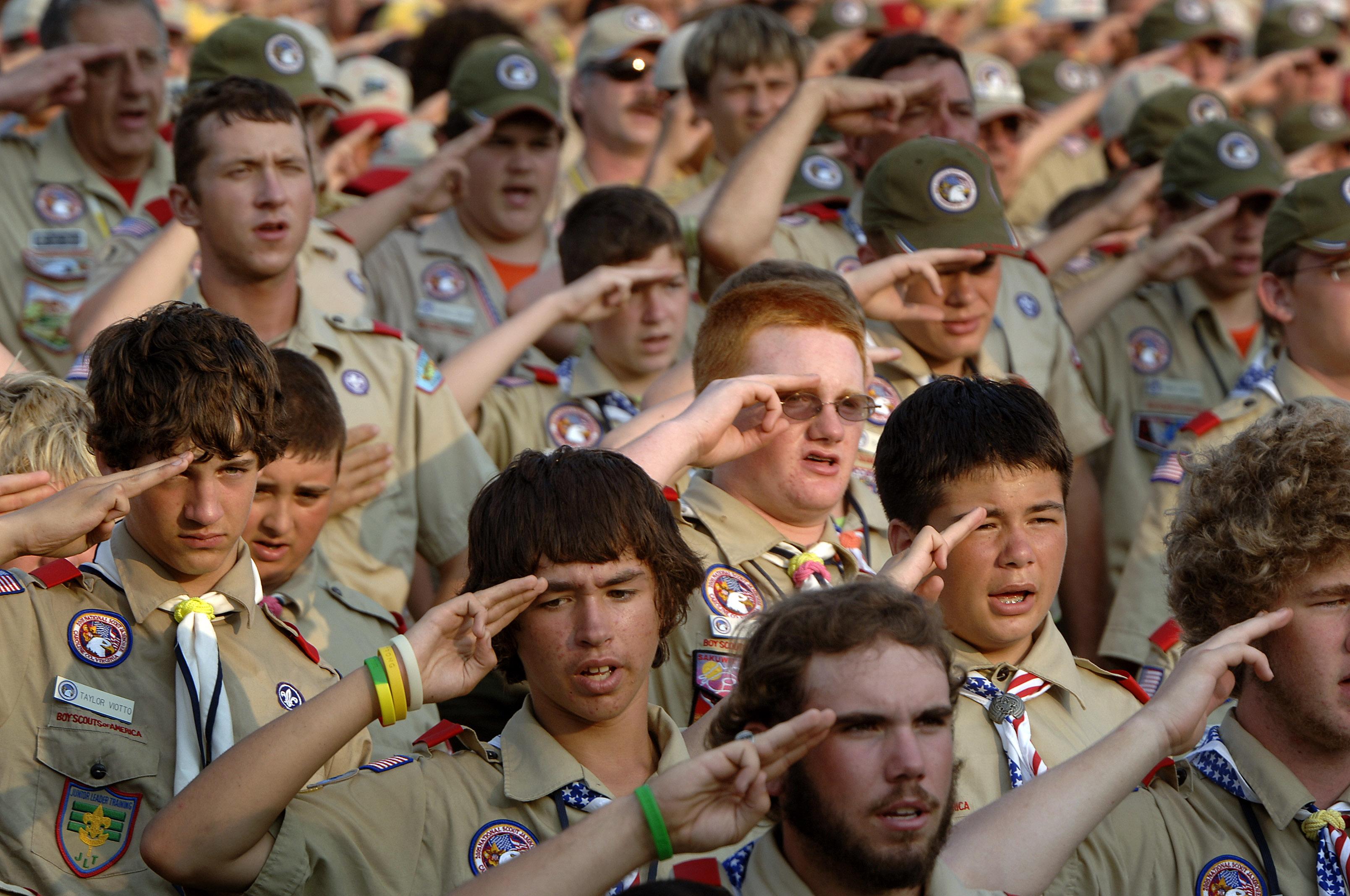 Boy S Scout Clothes At True Value In Kingman Az