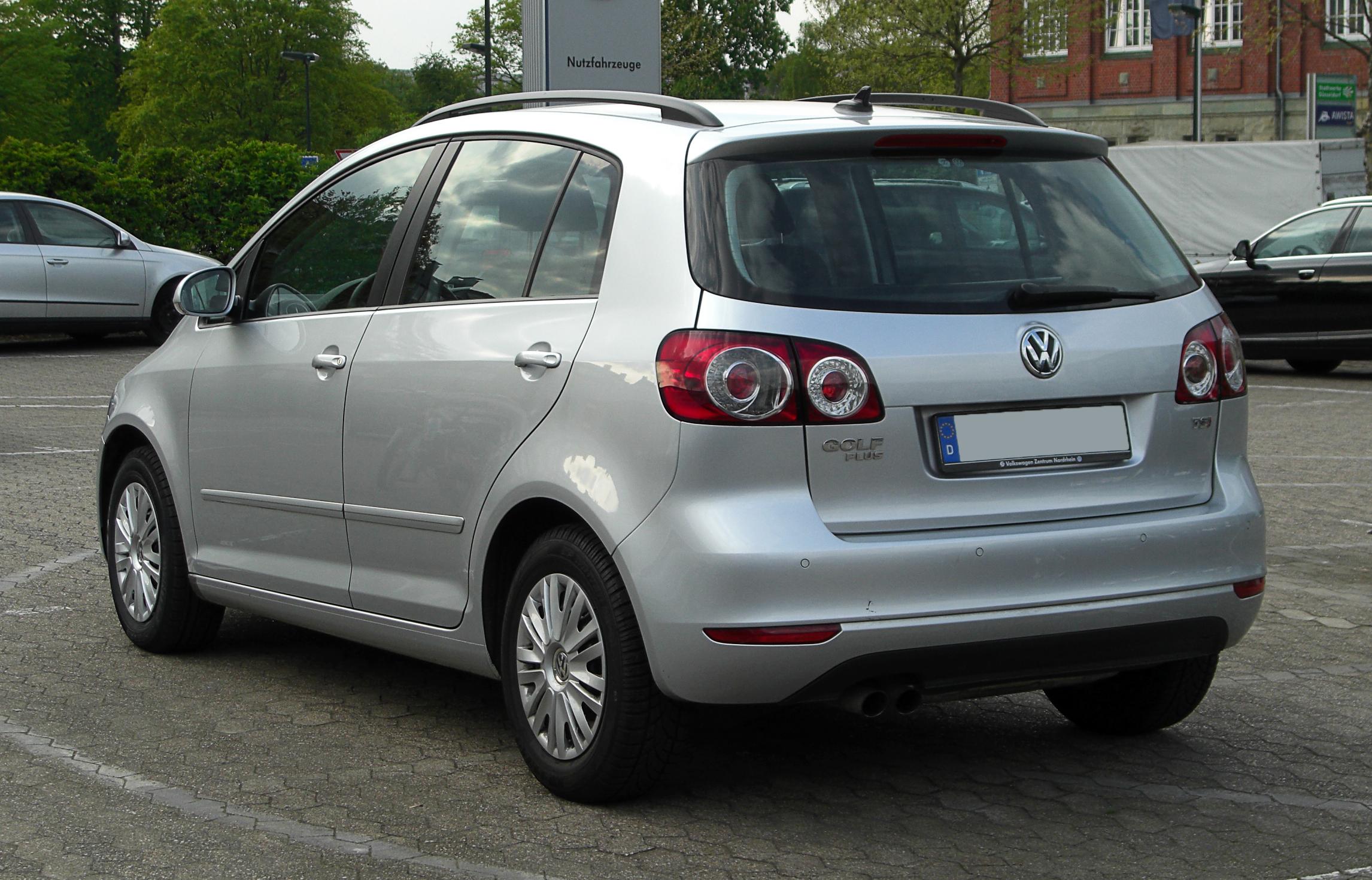 VW Golf Plus 1,4 TSi 122 Comfortline - dba.dk - Køb og