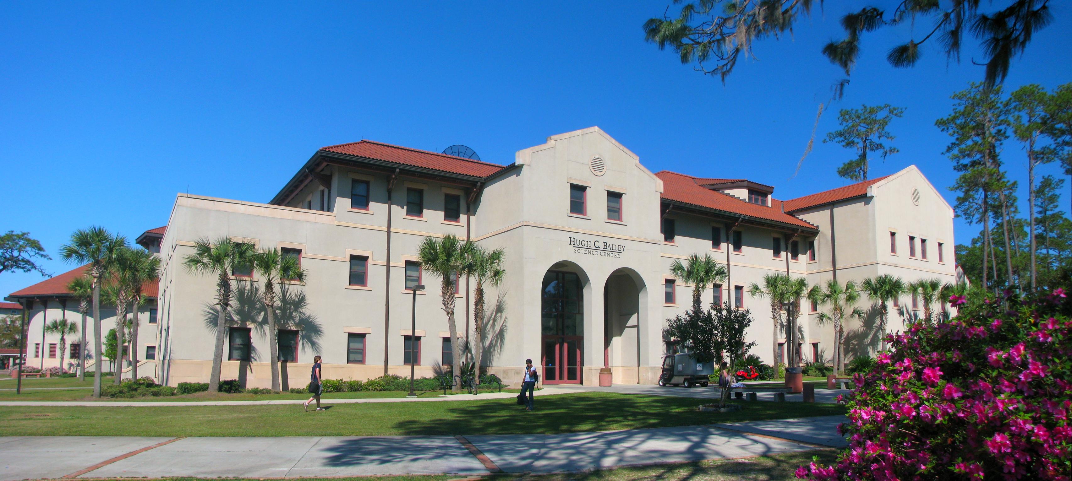 Hugh C. Bailey Science Center