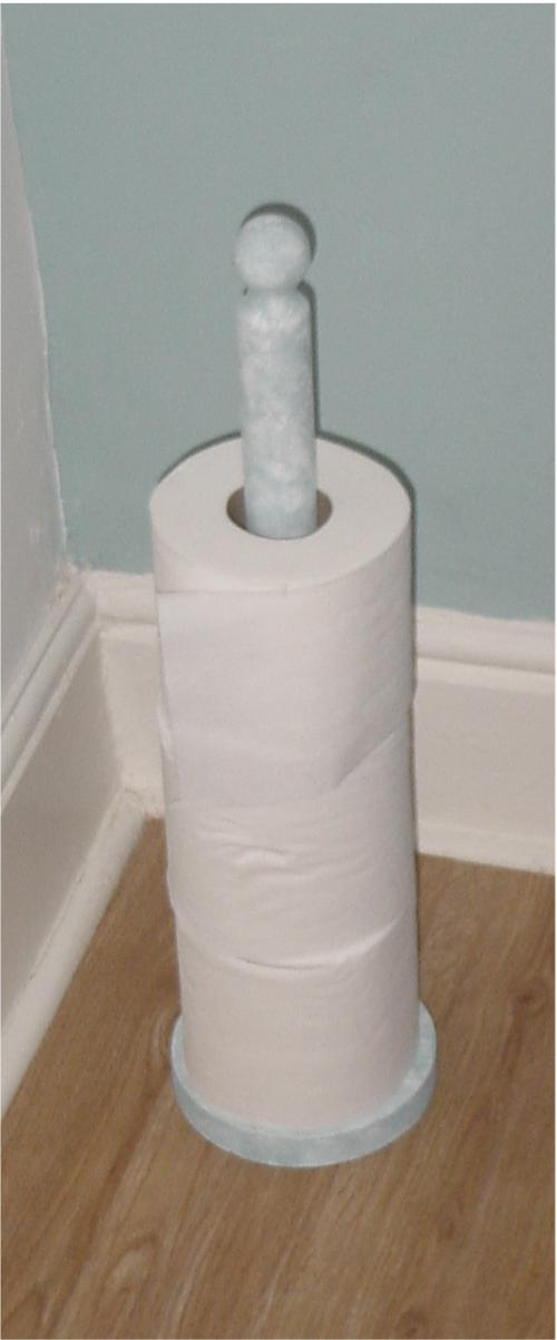 Toilet roll holder Wikiwand
