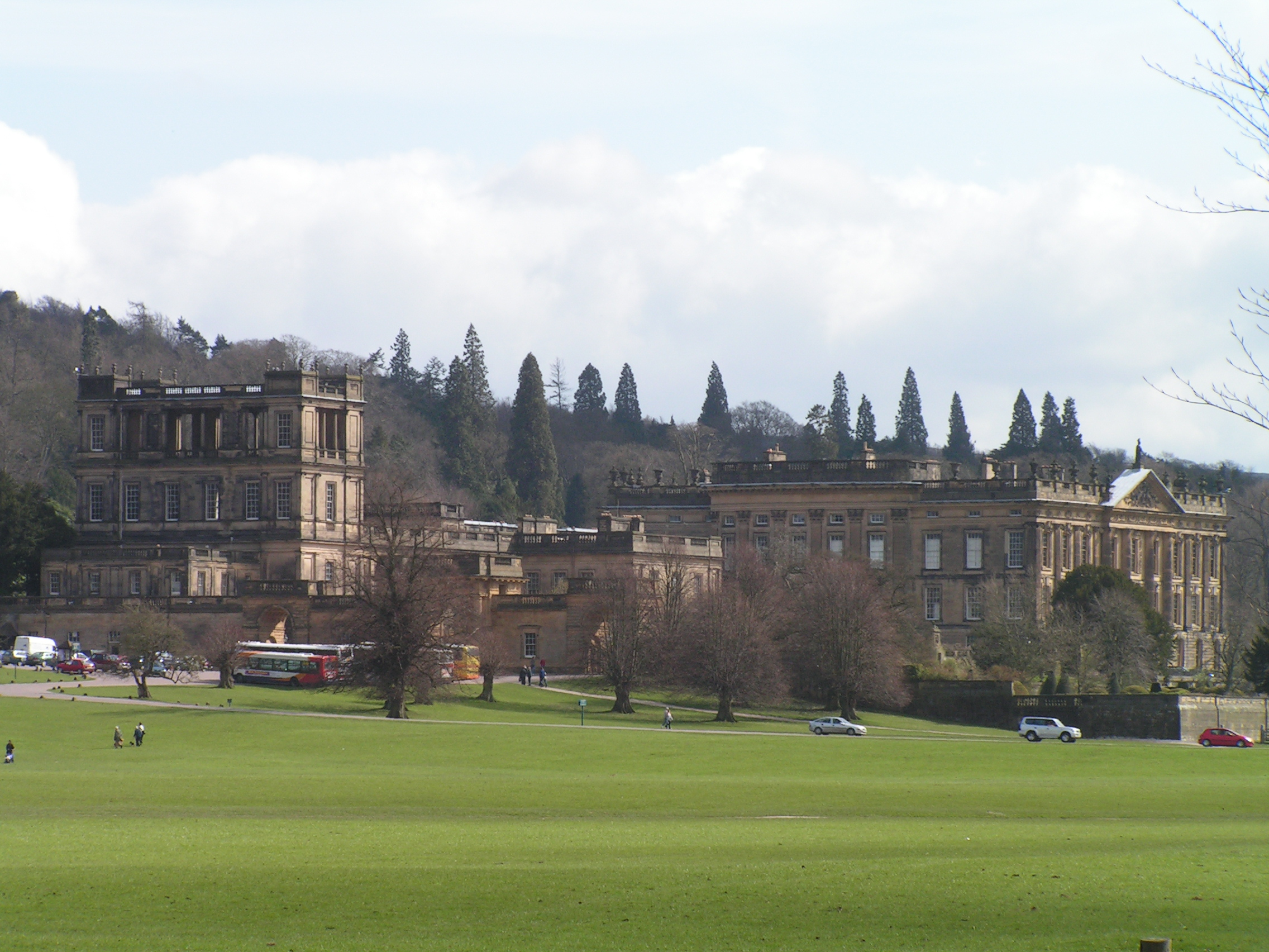 File view of chatsworth house wikipedia for The devonshire house