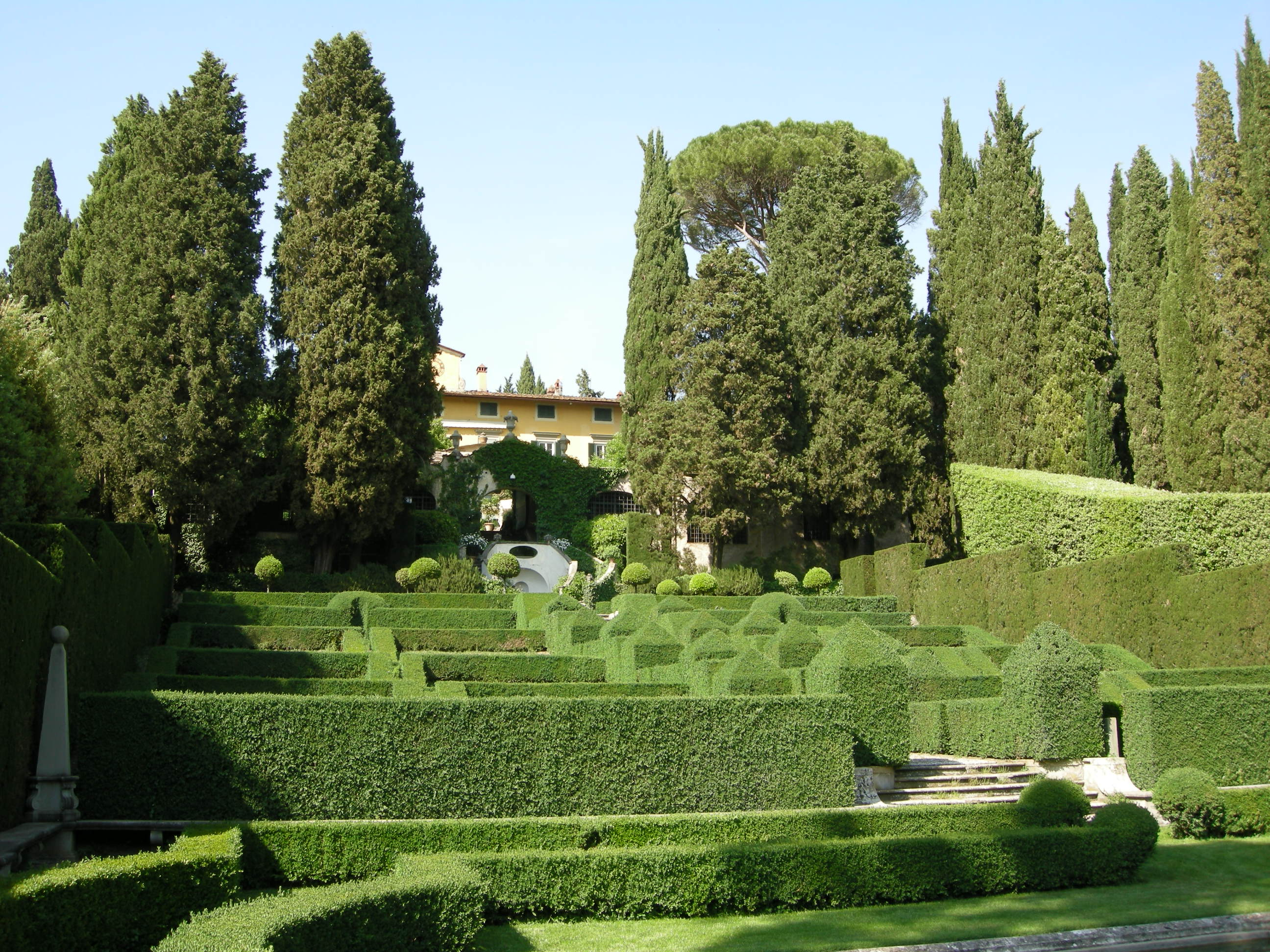 Giardini Di Villa Cimbroneravello