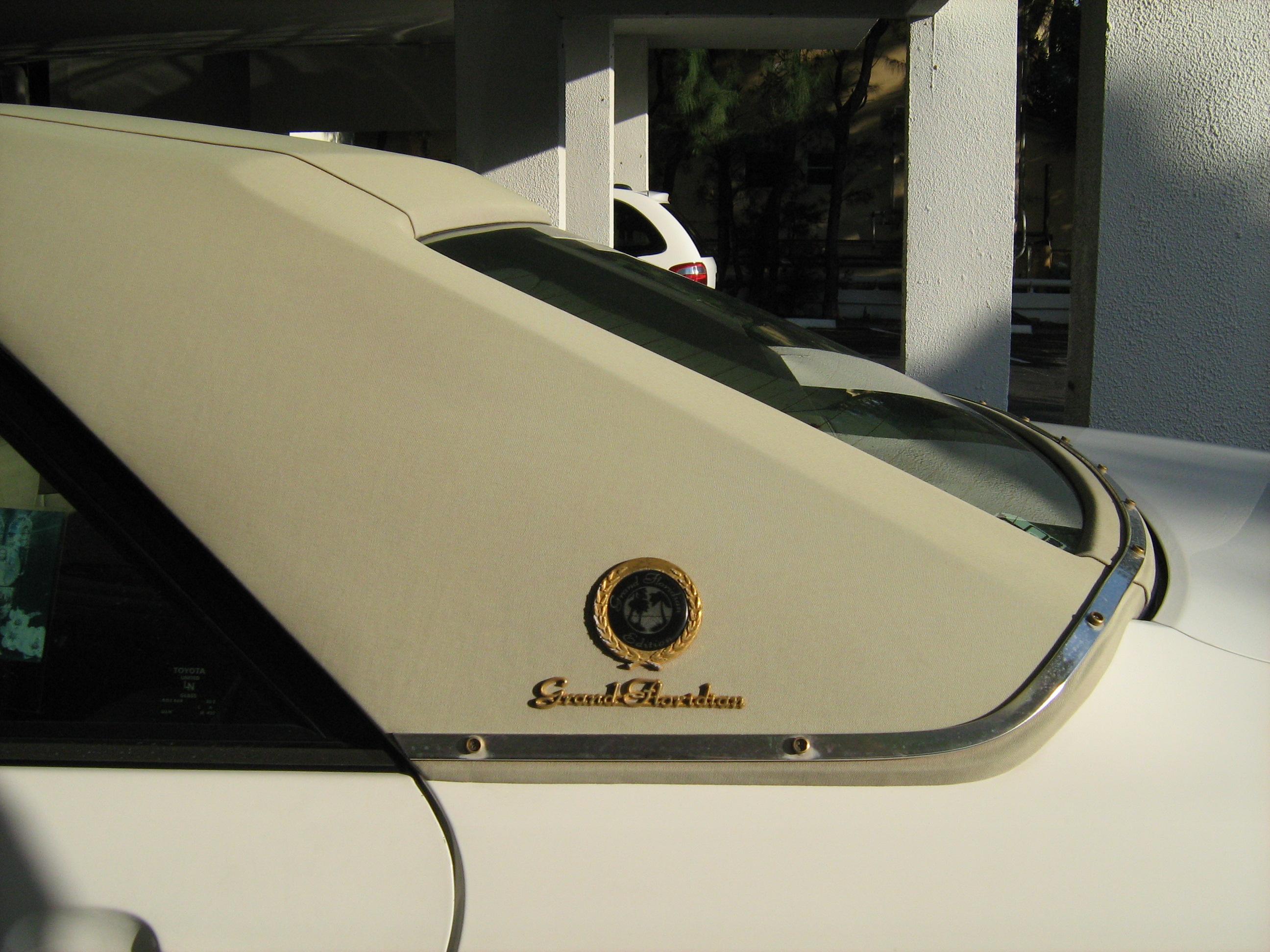 Cadillac Vinyl Top