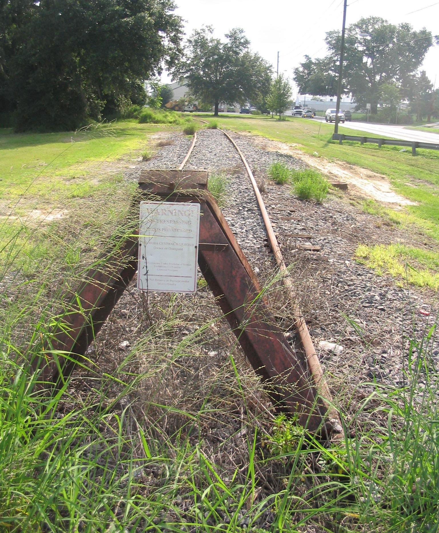 Florida Central Railroad (current)
