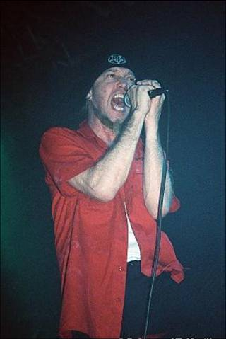 Warrel Dane (Live 2005)