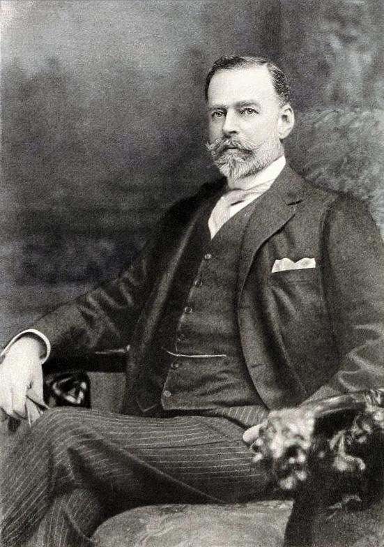 Image of Dr. William Seward Webb from Wikidata