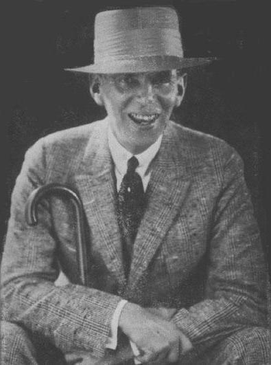 Portrait of Wilson Mizner