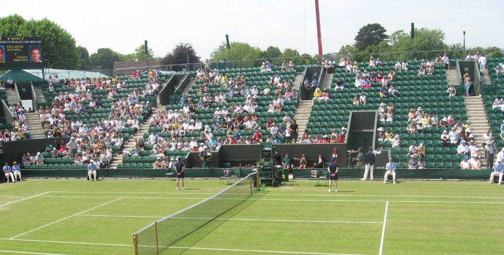 No Court Wimbledon Wikipedia - Where is wimbledon