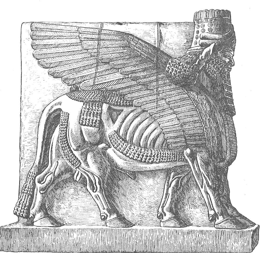 Filewinged Bull Dur Sharrukinpng Wikimedia Commons