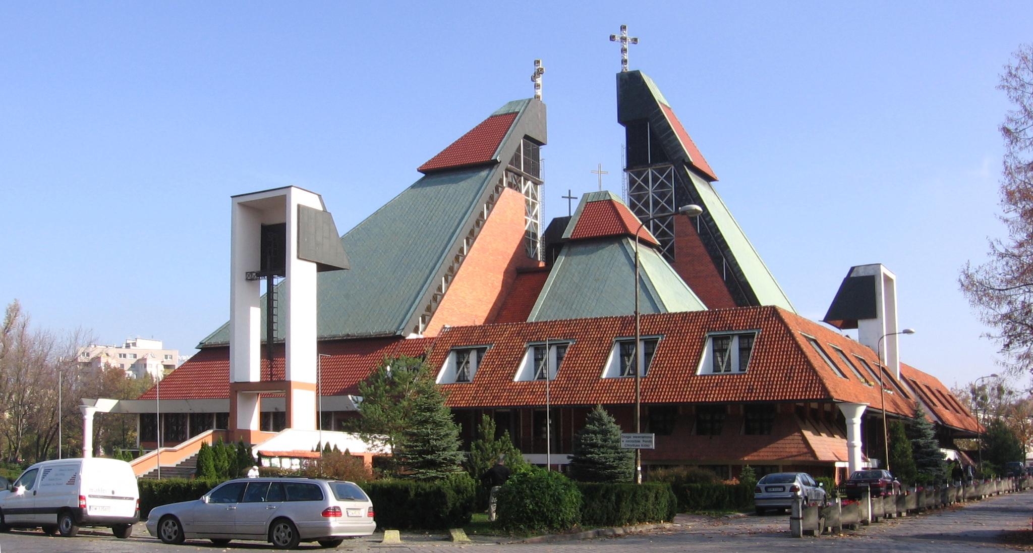 Ulica Młodych Techników we Wrocławiu