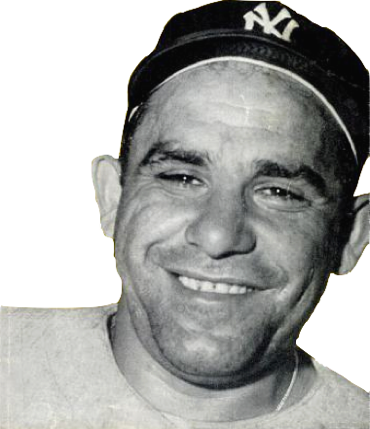Photo of Yogi Berra