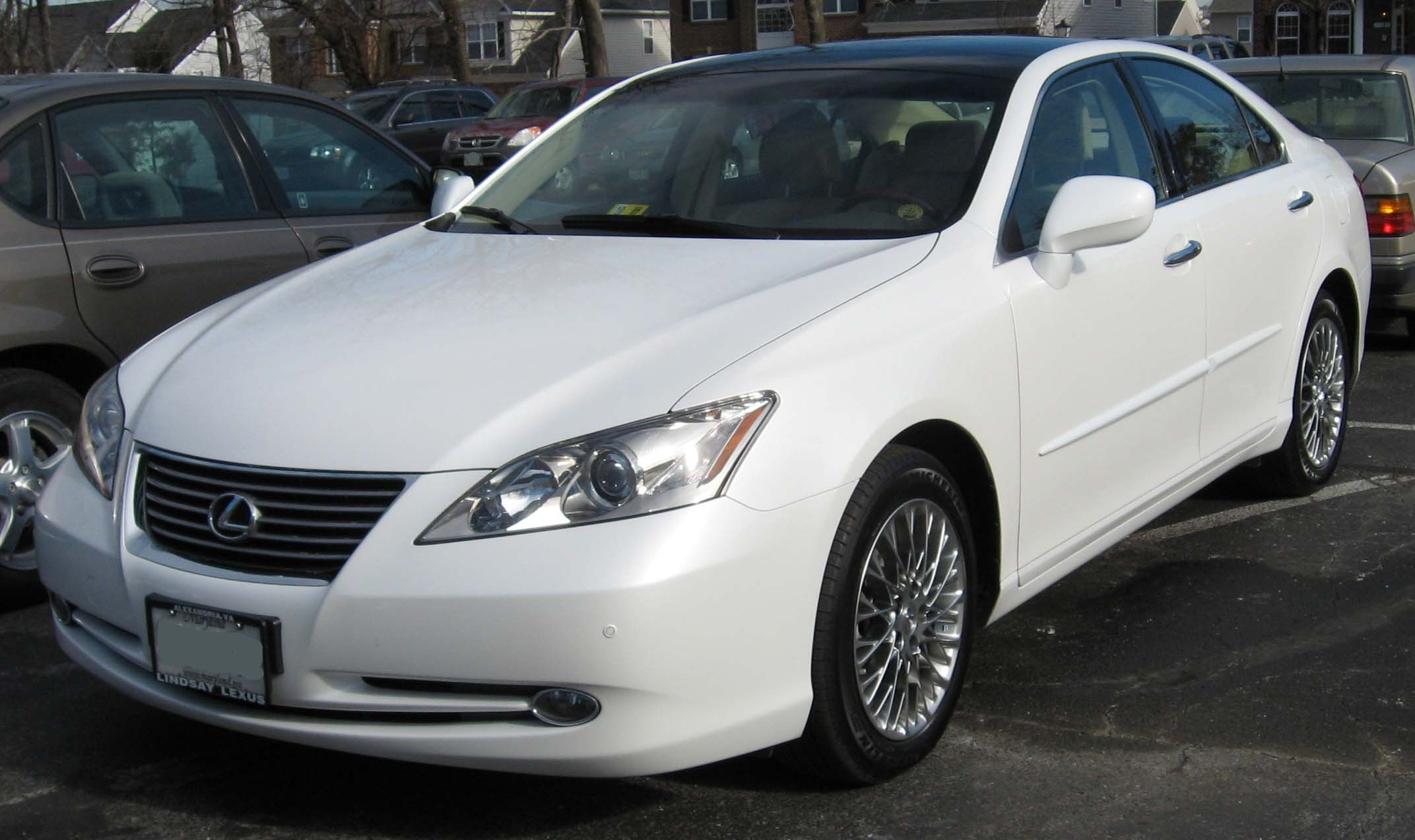 LEXUS ES350 2006 2007 2008 2009 SERVICE REPAIR MANUAL