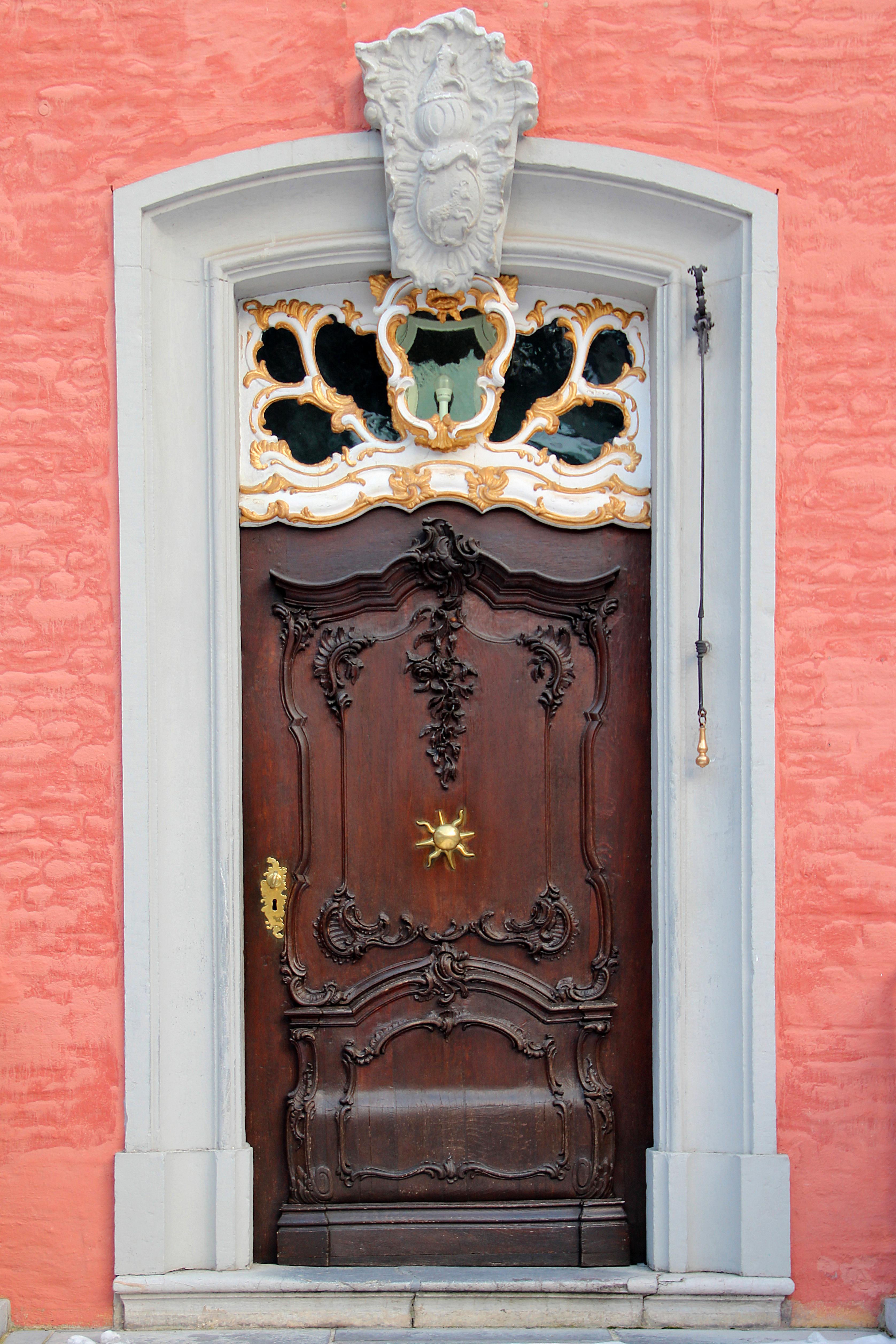 File0 monschau laufenstraße 8 10 porte dentrée principale