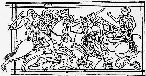 Page Eb1911 Volume 02 Djvu 628 Wikisource The Free Bayeux Tapestry Colouring Pages