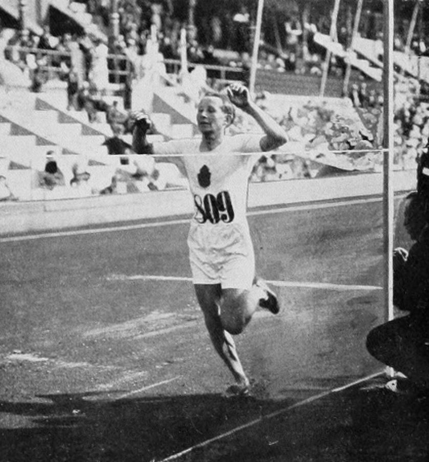 Athletics At The 1912 Summer Olympics Men S 10 000