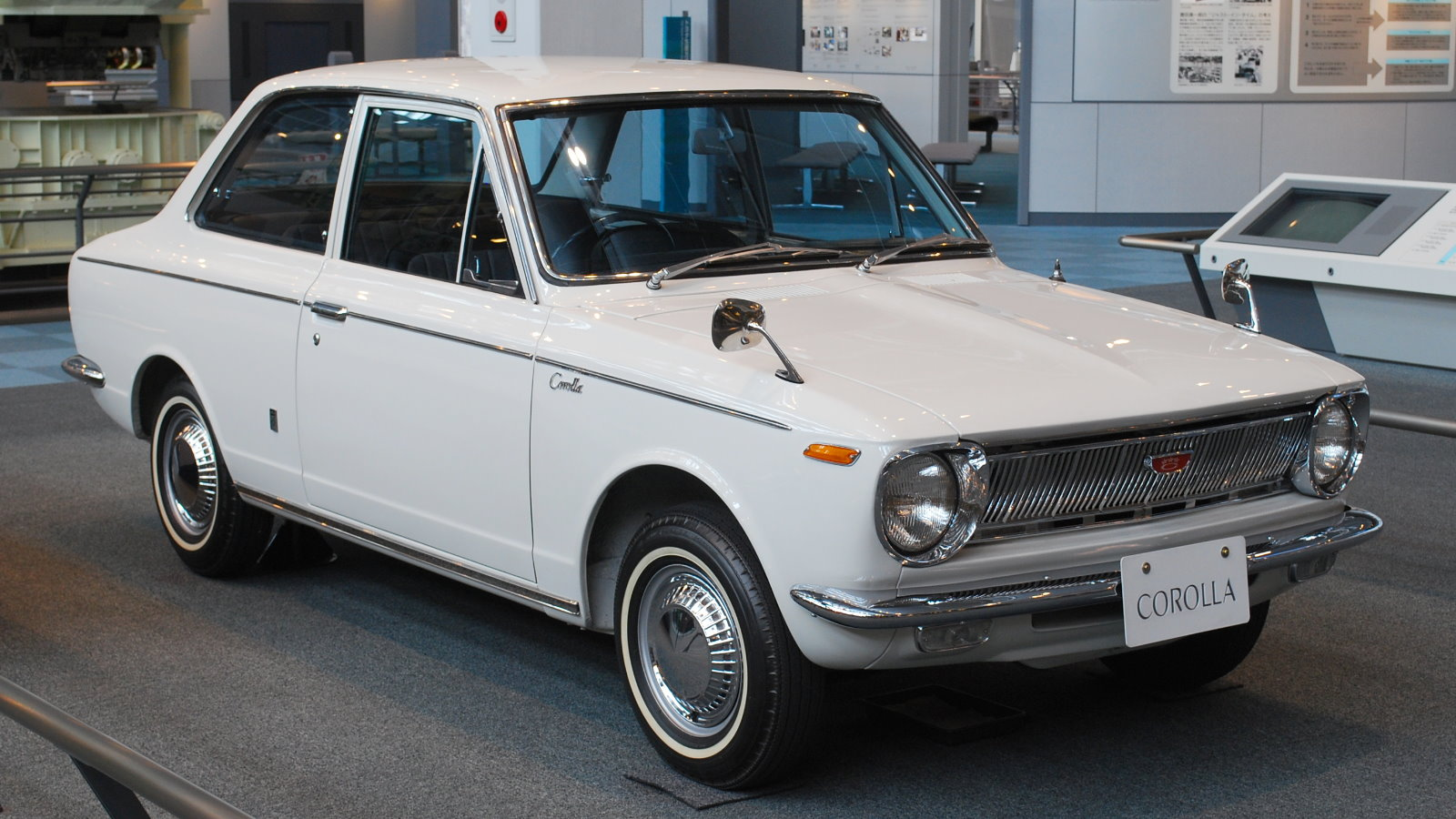 Image result for Toyota Corolla 1966