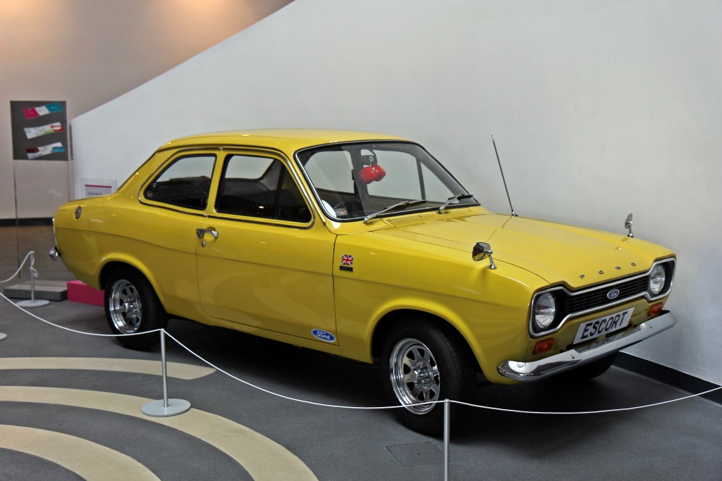 file1975 ford escort 1100l museum of liverpool geograph