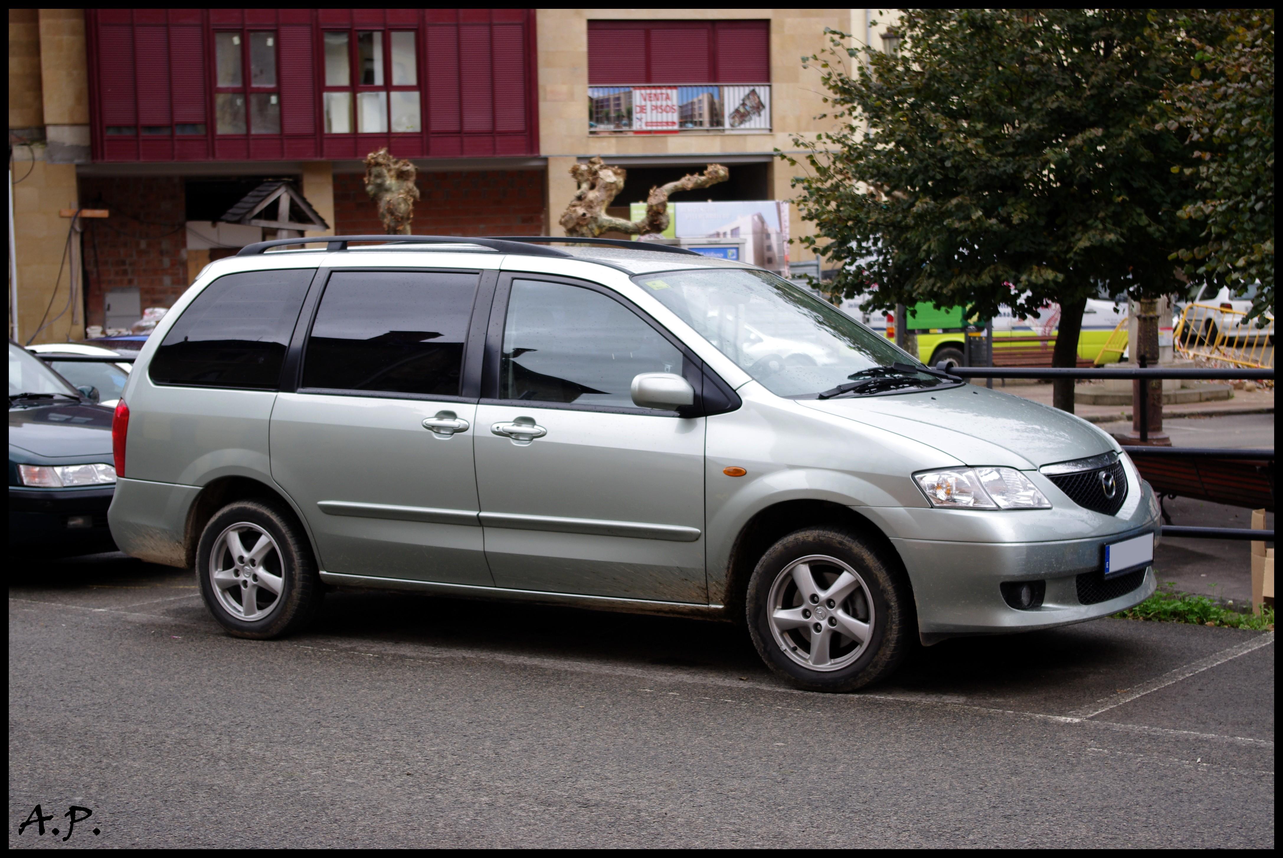 File:2002 Mazda MPV (5164912366) jpg - Wikimedia Commons