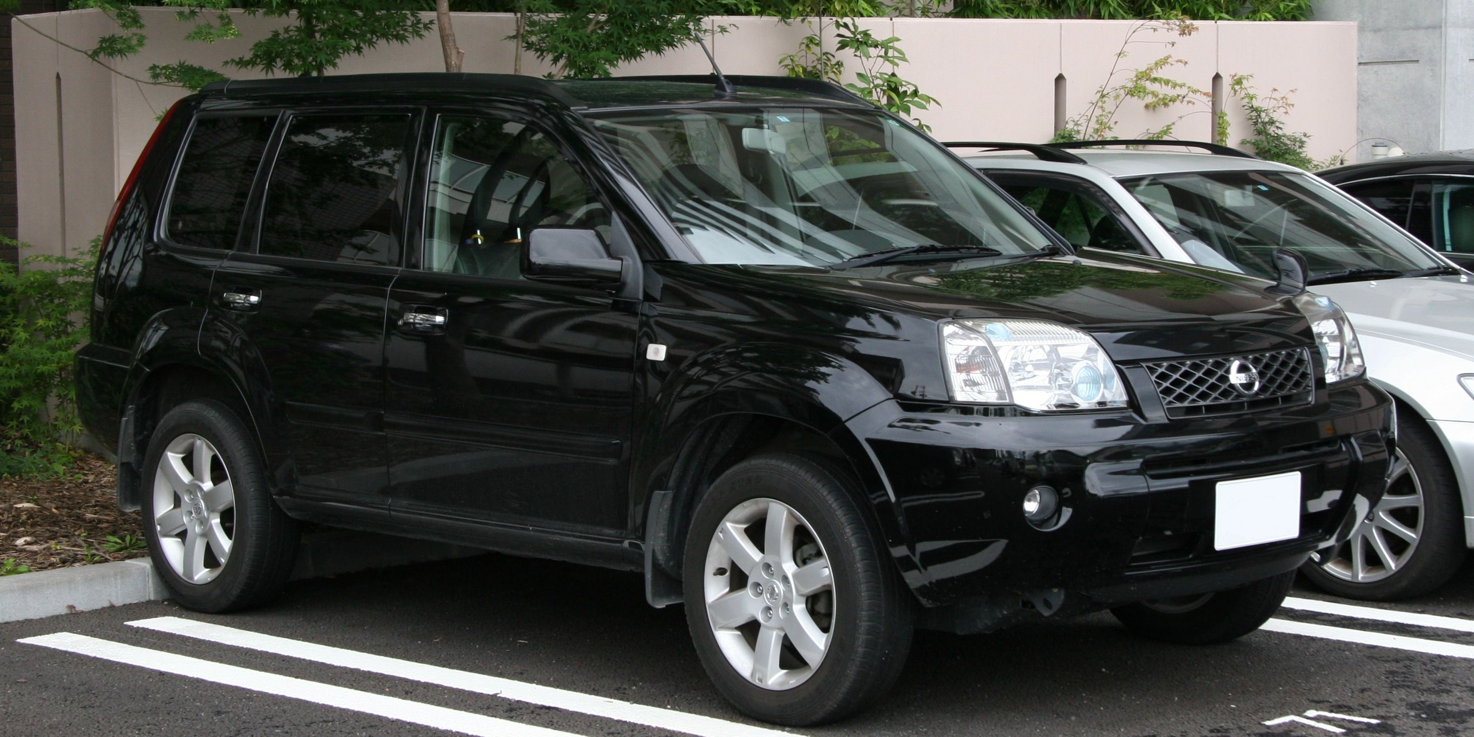 Description 2003-2007 NISSAN X-TRAIL X 4WD.jpg