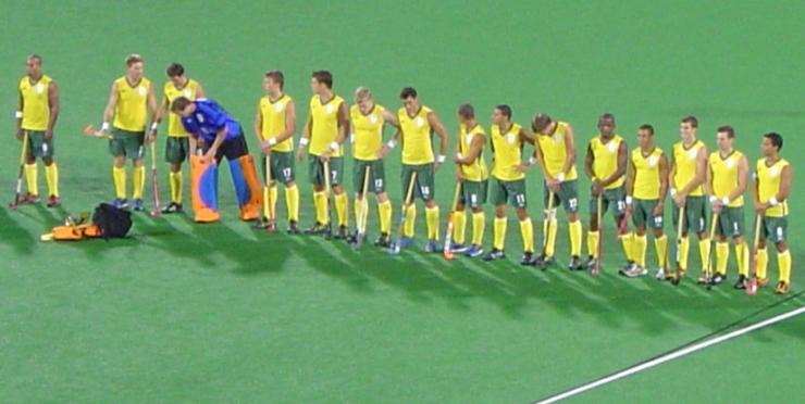 South Africa men's national field hockey team - Wikipedia