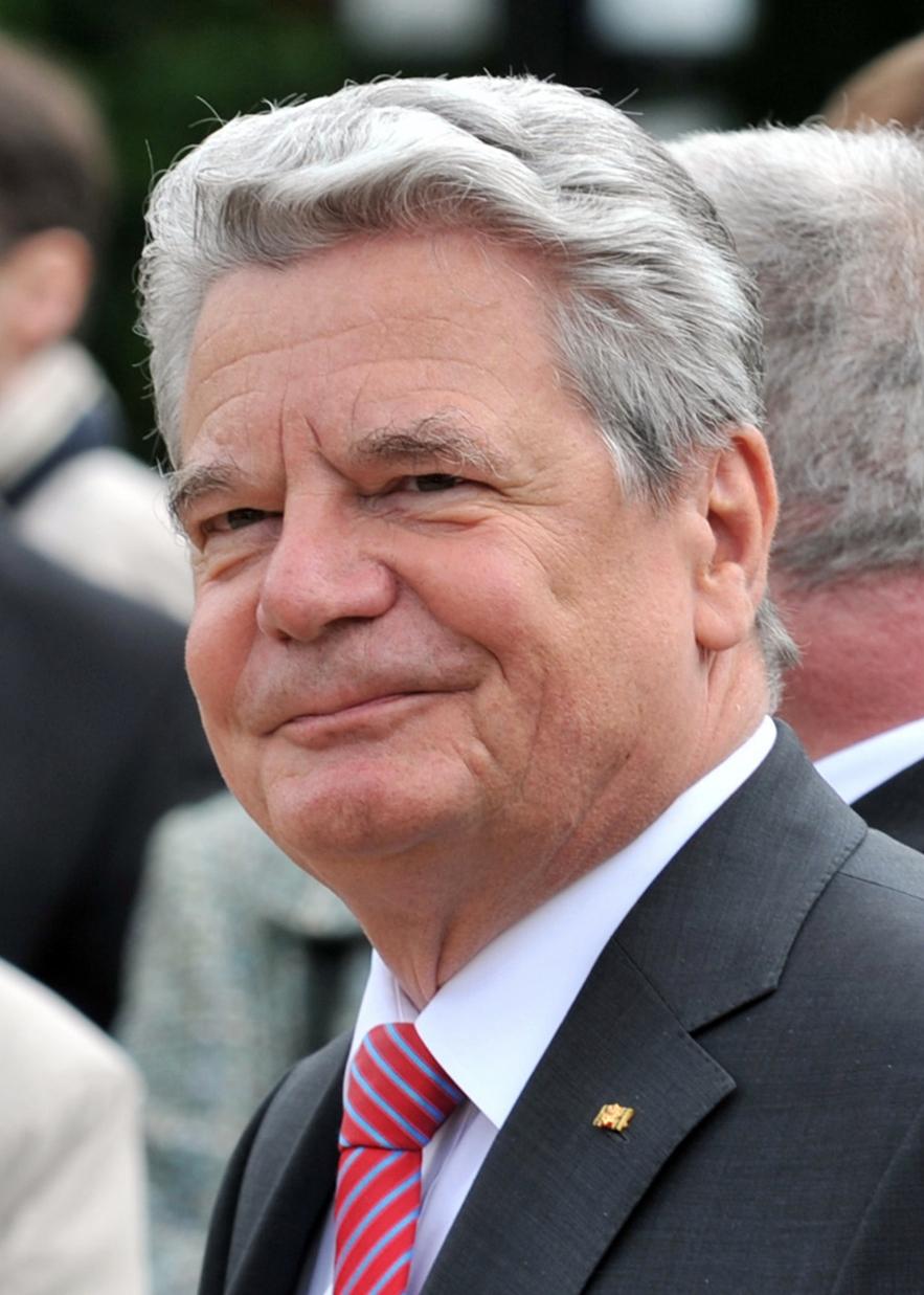 Joachim Gauck — Wikipédia