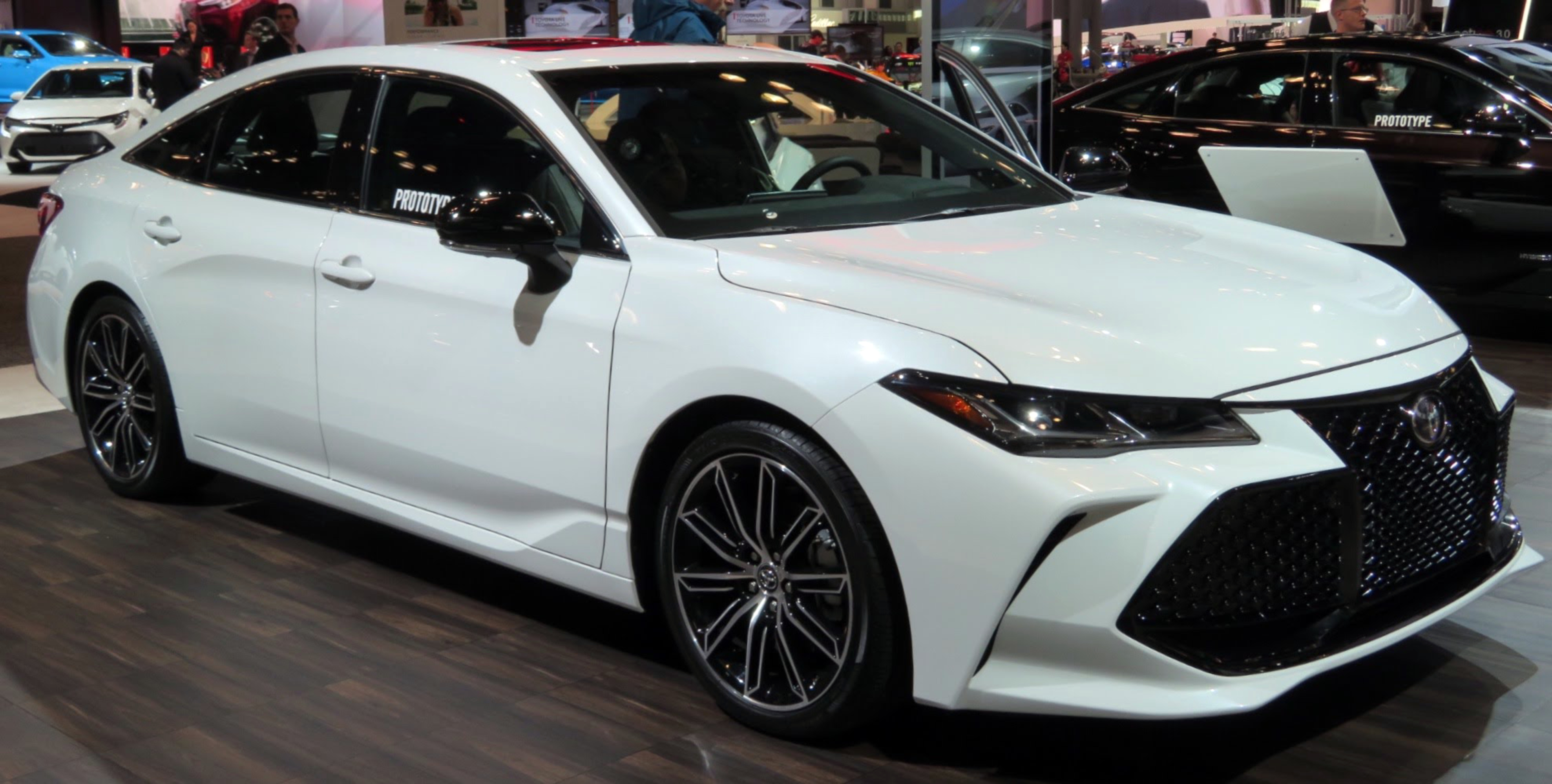 File 2019 Toyota Avalon Touring Front 4 2 18 Jpg Wikimedia Commons