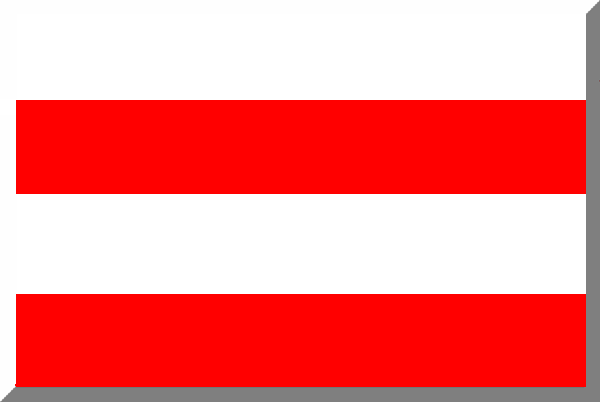 File:600px White & Red (horizontal stripes).png ...