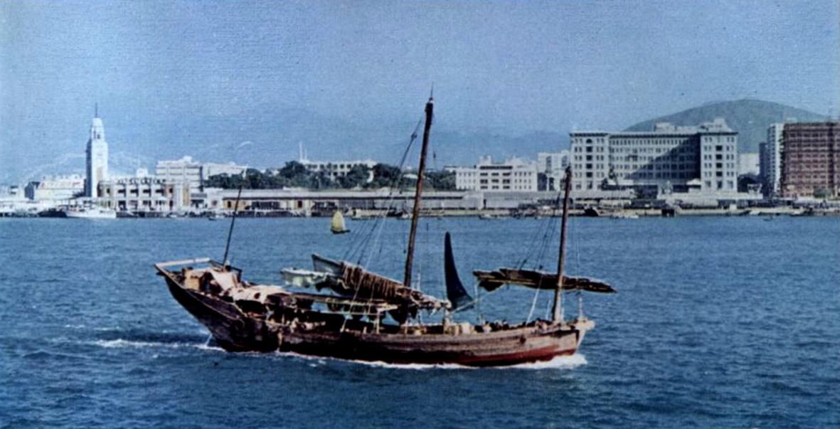 8cc0bb0482 File:A junk at Hong Kong, circa in June 1962.jpg - Wikimedia Commons