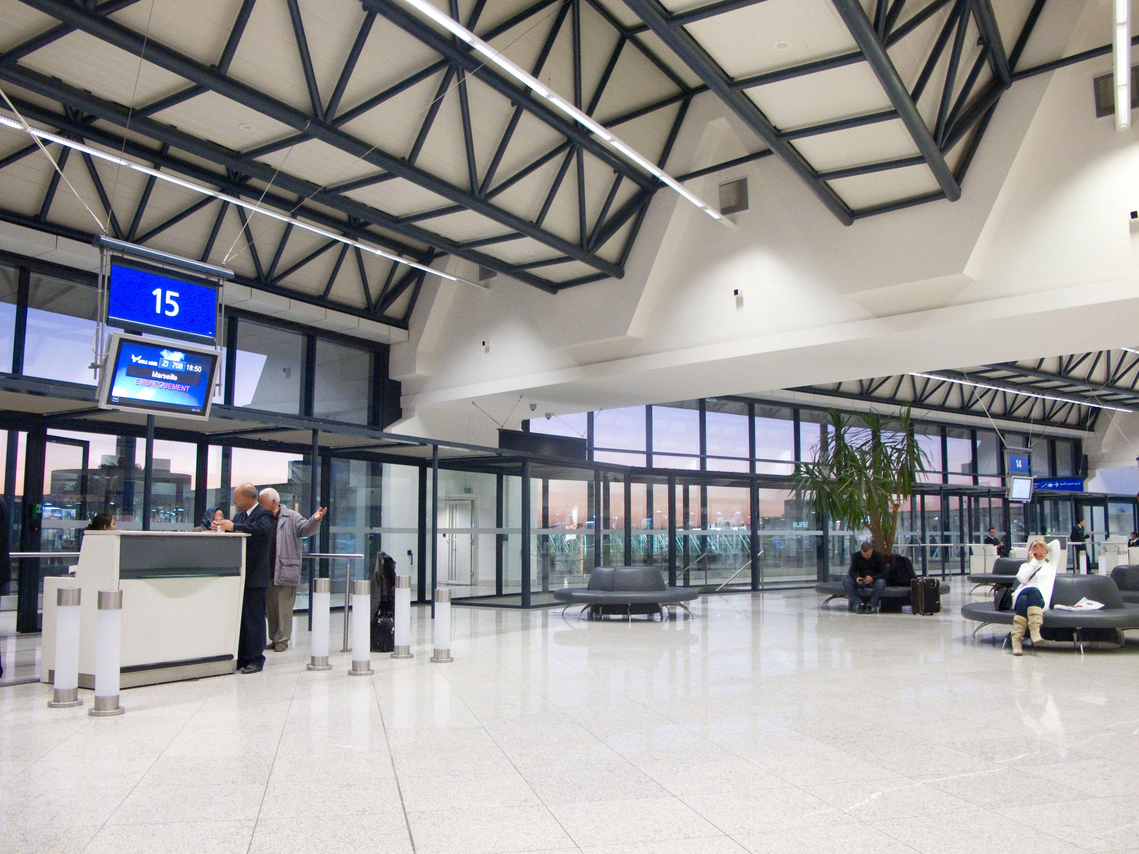 Flughafen Algier