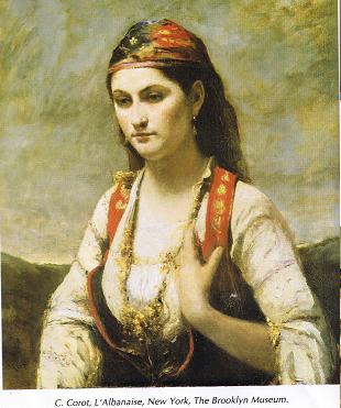 La  FEMME  dans  l' ART - Page 22 Albanaise