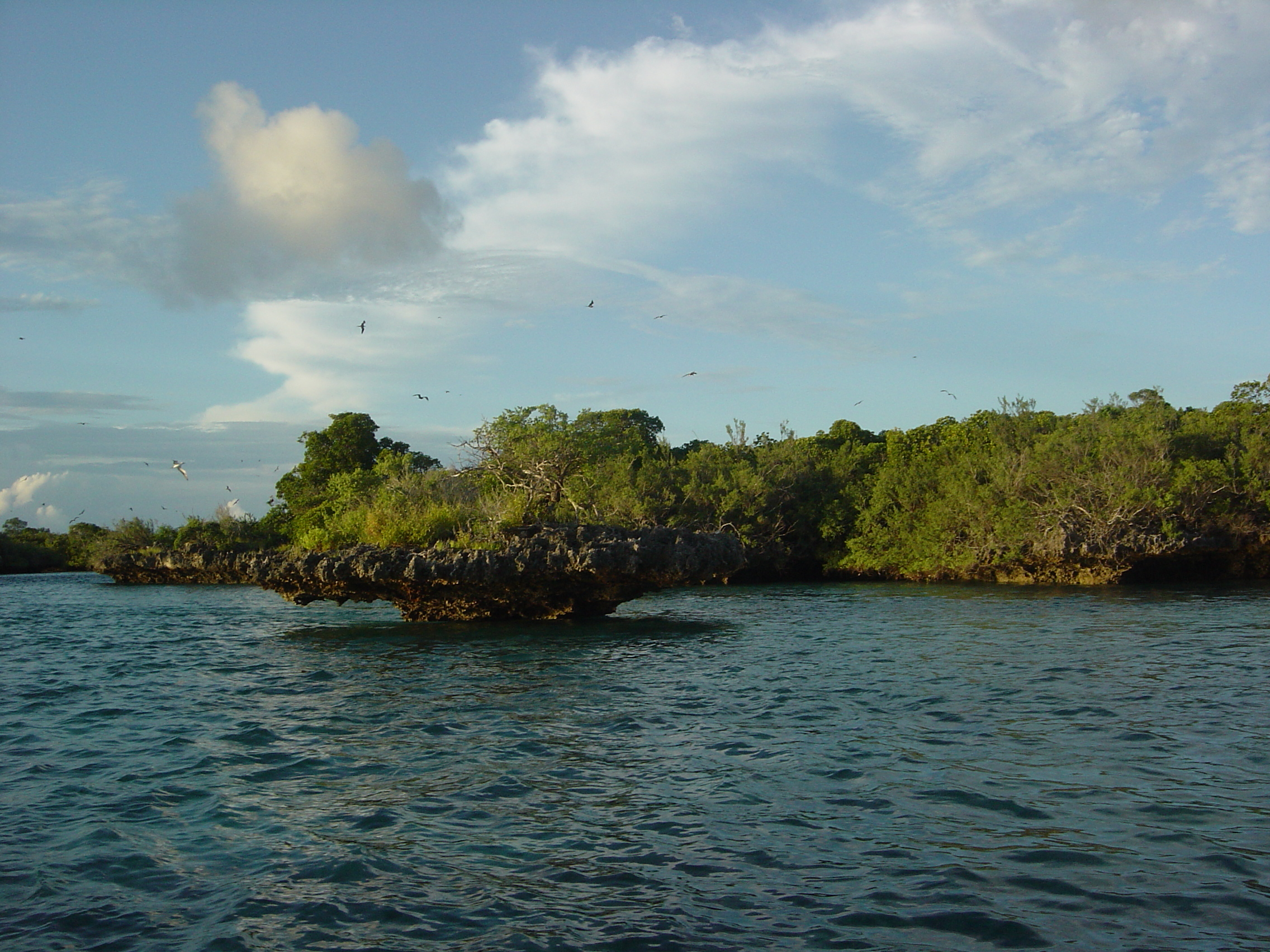how to get to aldabra atoll