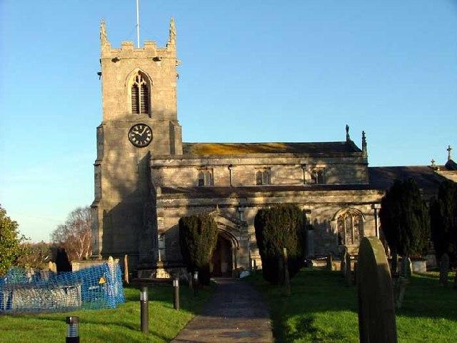 All Saints Church Mattersey Wikipedia