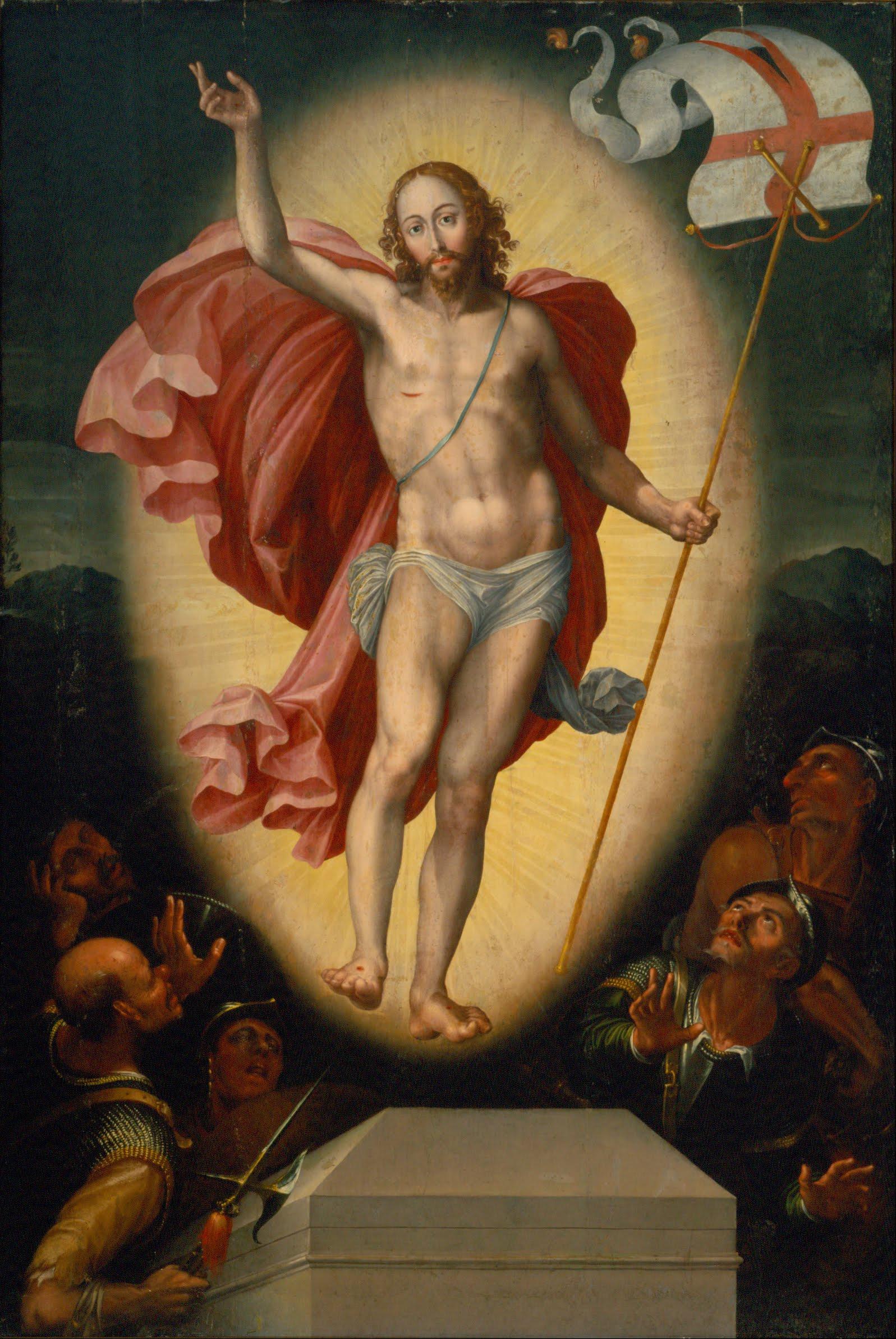 Resurrection of christ google art project jpg wikimedia commons