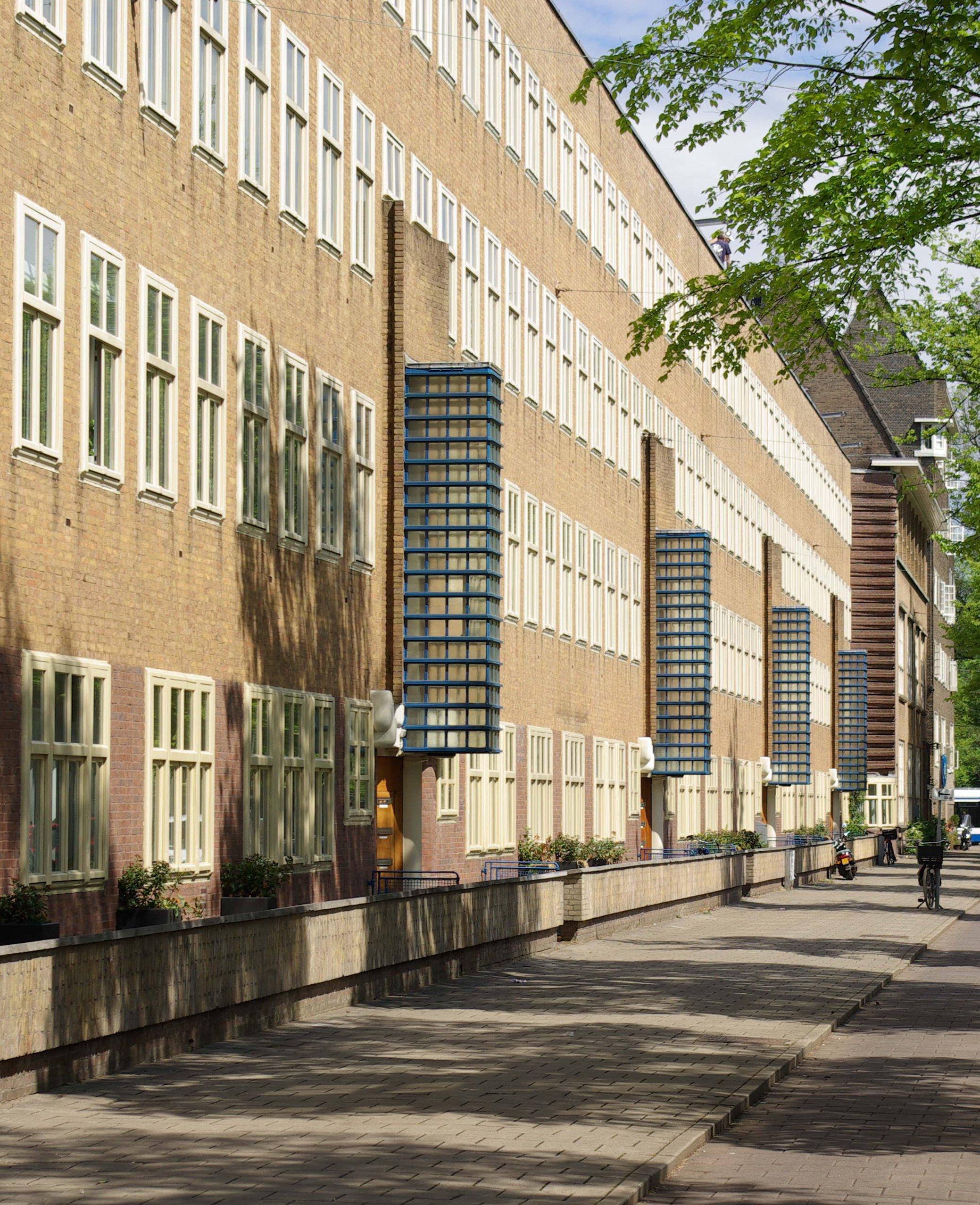 File amsterdam woonhuis bronckhorststraat 002 jpg for Woonhuis rotterdam