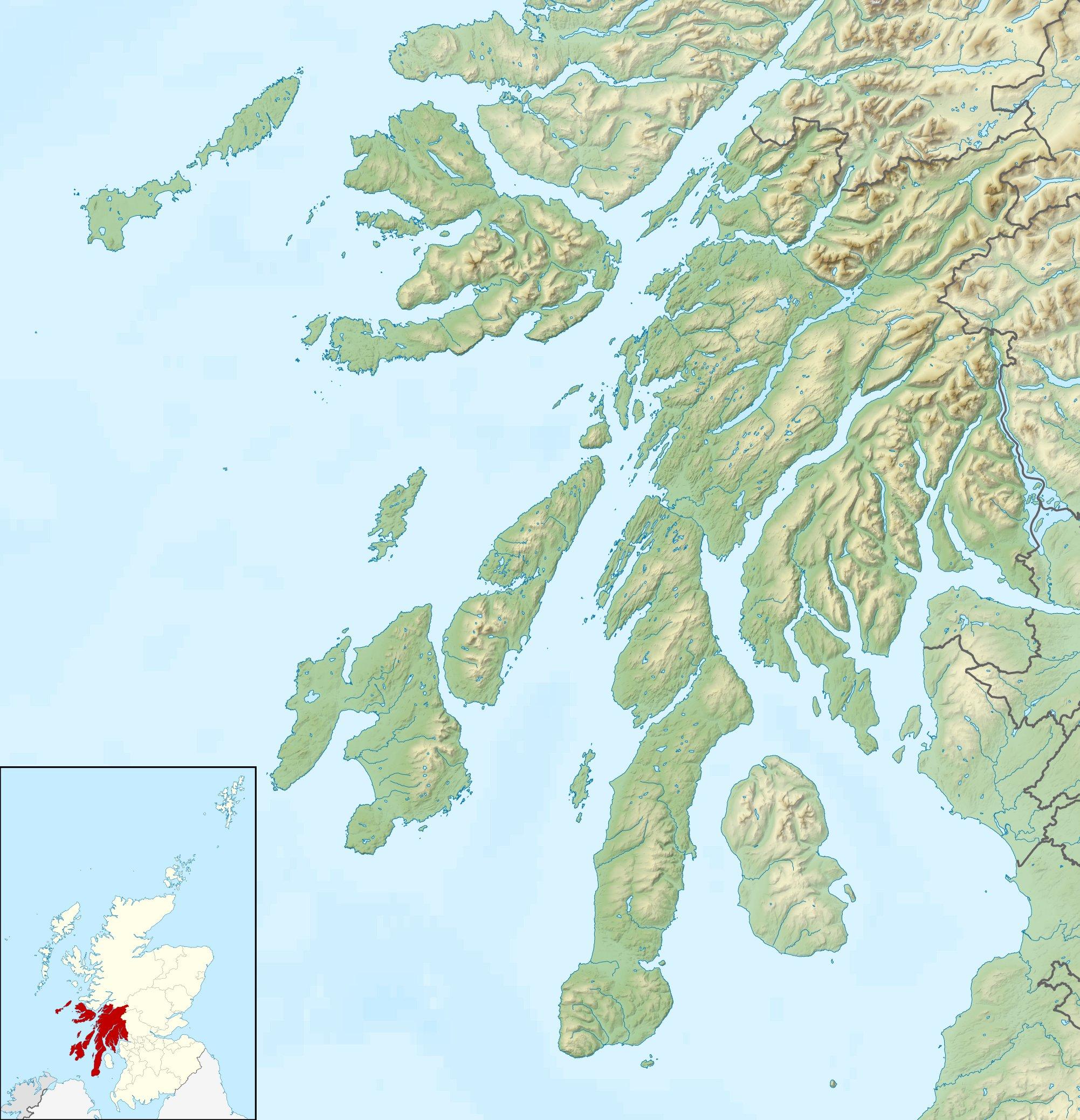 Isle of Arran - Wikipedia