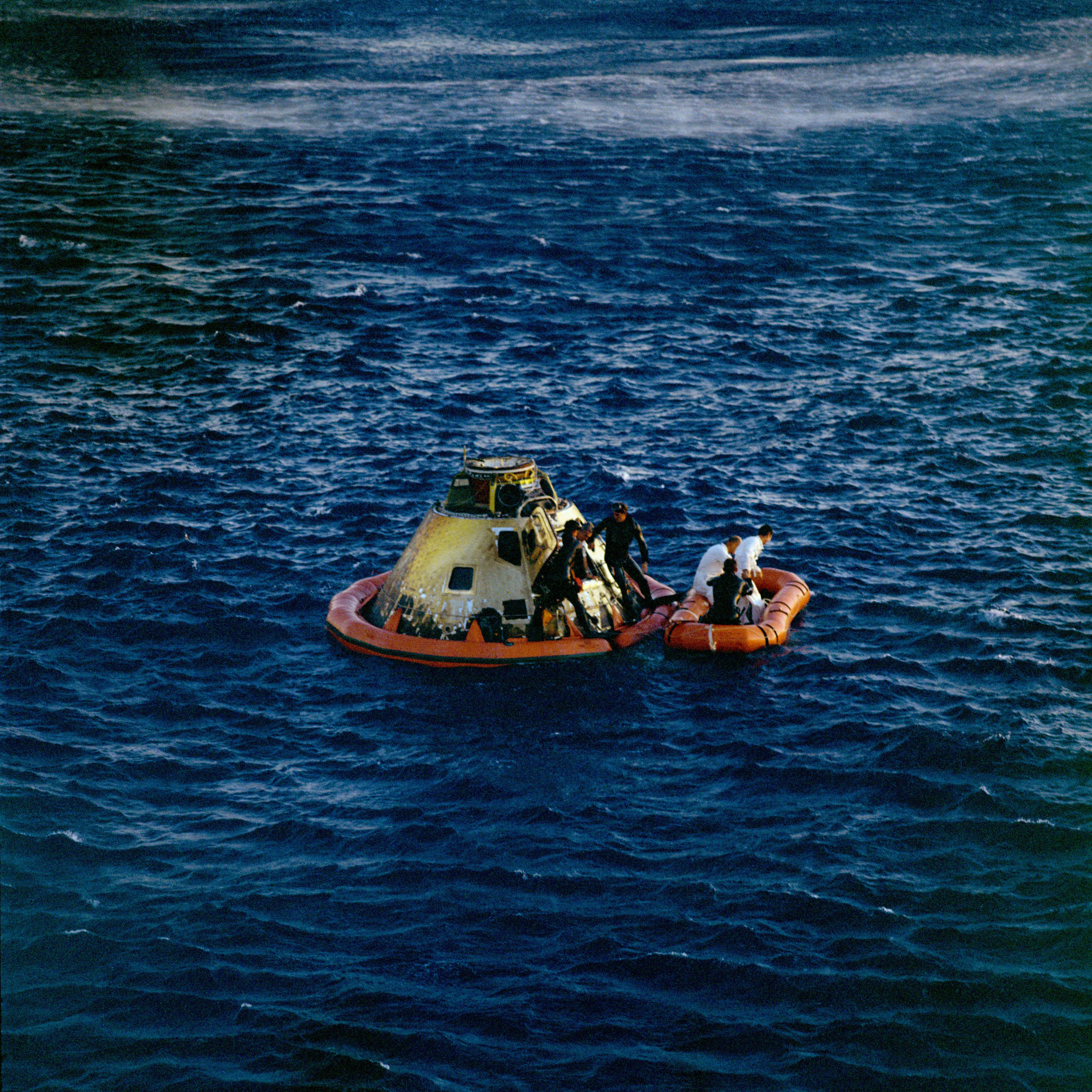 File:Astronaut Eugene A  Cernan, lunar module pilot