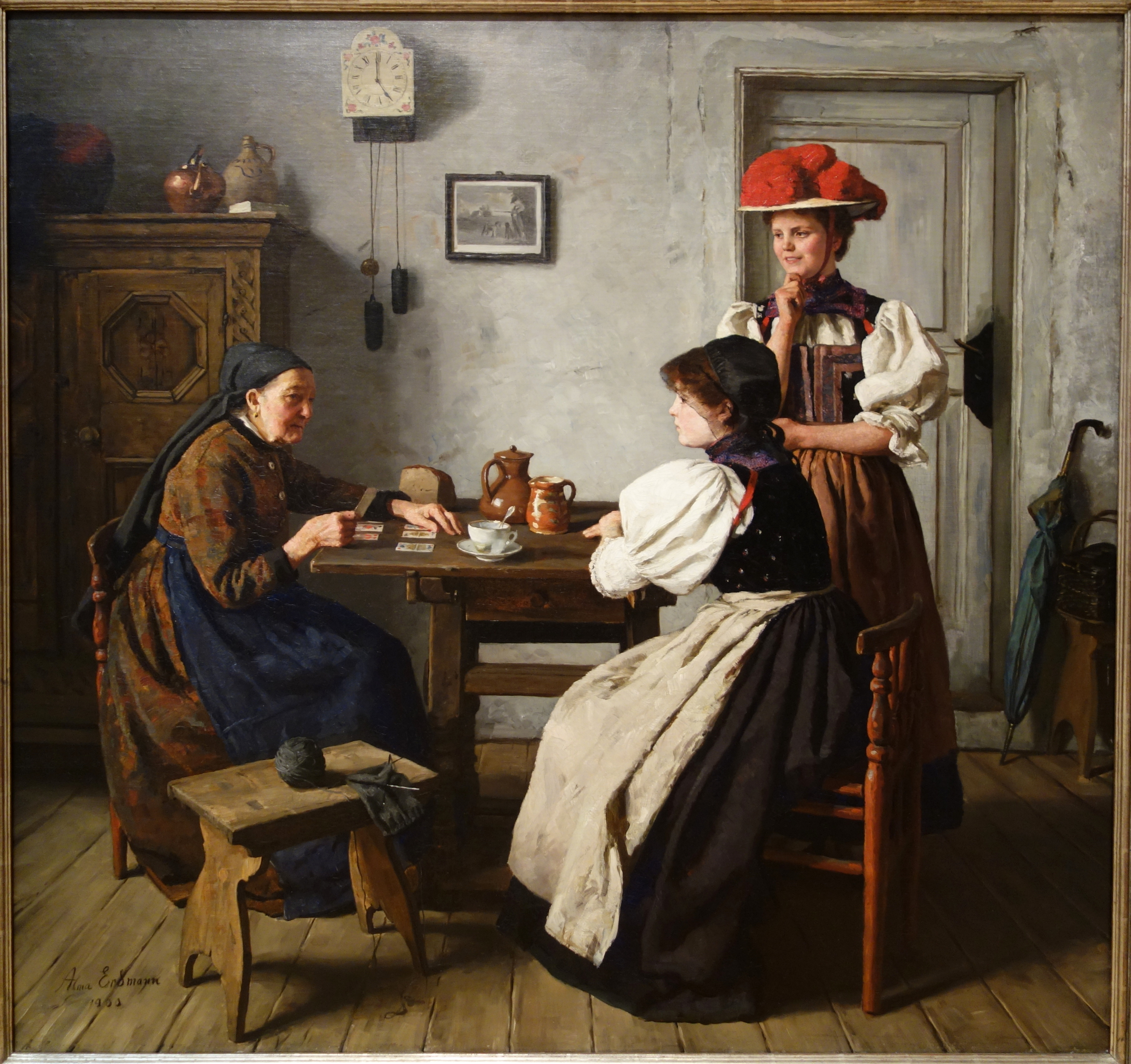 Oil Painting History