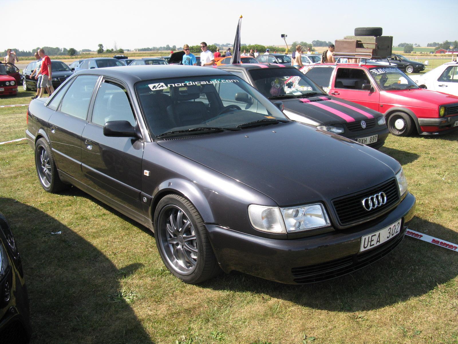 Audi S4 C4 Wikip 233 Dia