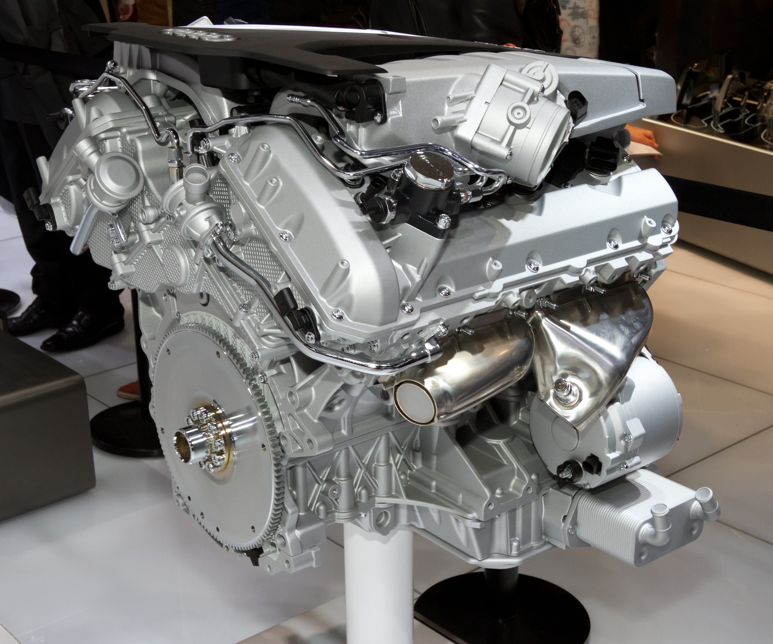 W12 Engine Configuration File:audi W12 6.3 Fsi Engine
