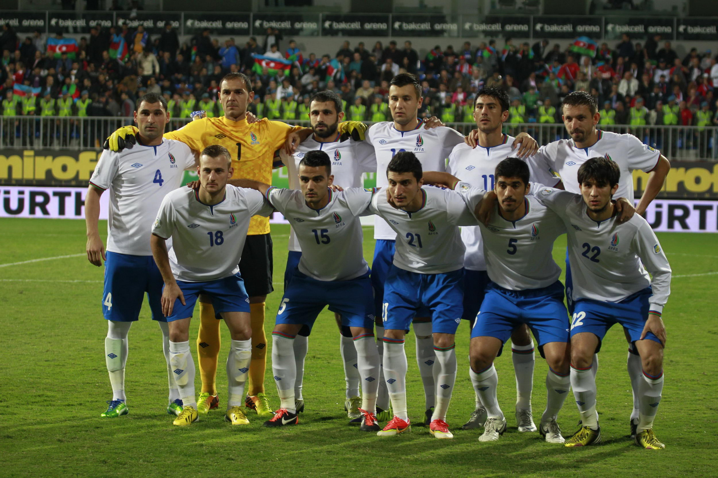 fbe6cf33a Azerbaijan national football team - Wikiwand
