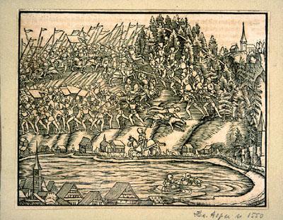 Archivo secreto del Vaticano Battle_of_Morgarten