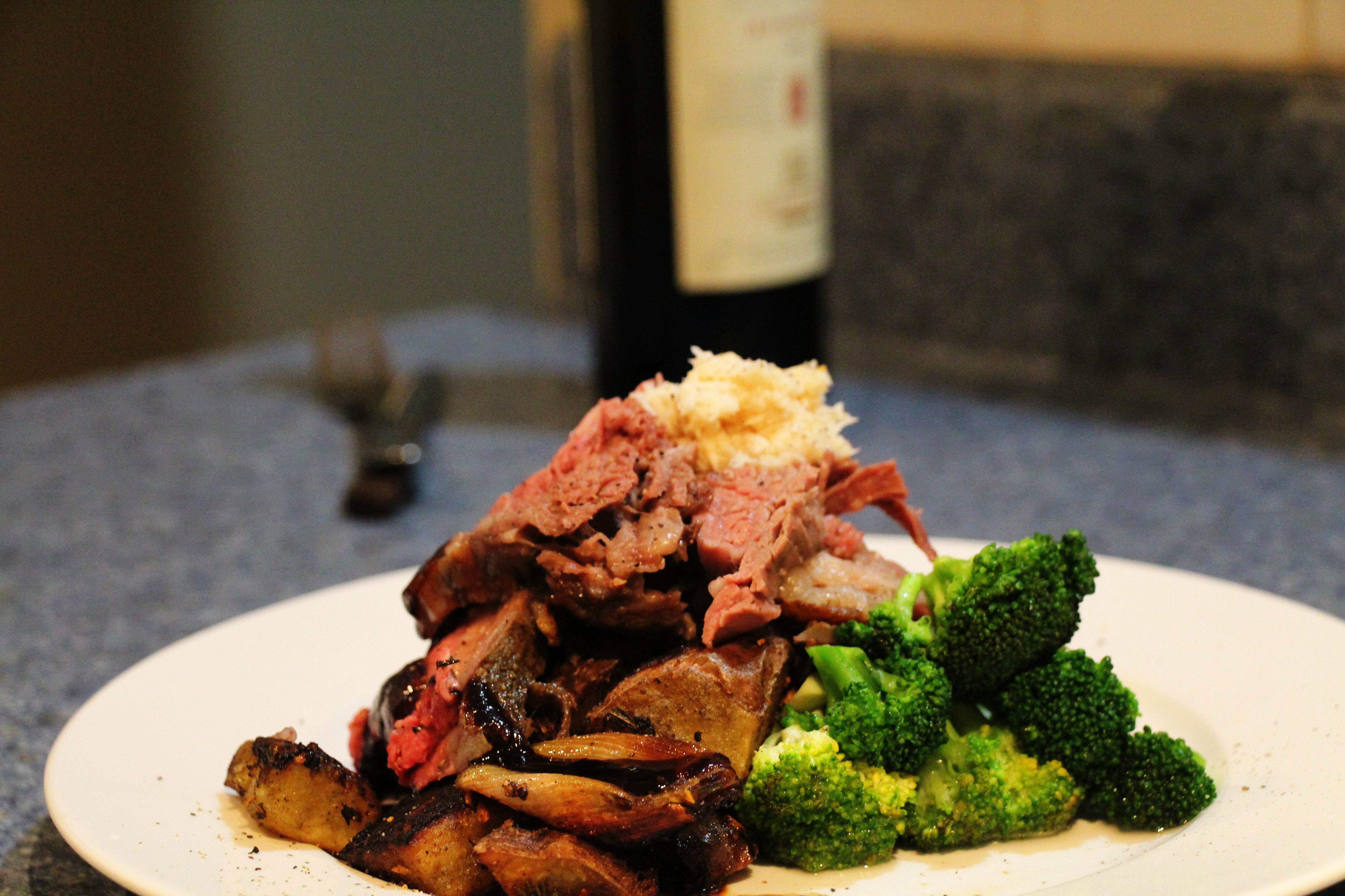 Prime Rib Time Chart: Beef Prime Rib Dinner.jpg - Wikimedia Commons,Chart