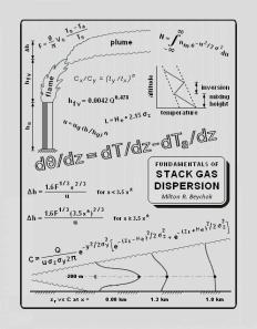 <i>Fundamentals of Stack Gas Dispersion</i>