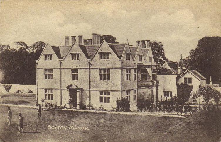 Boyton Wiltshire Wikipedia